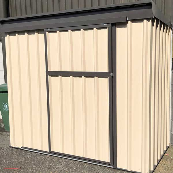 1 METRE WIDE SLIDING DOOR