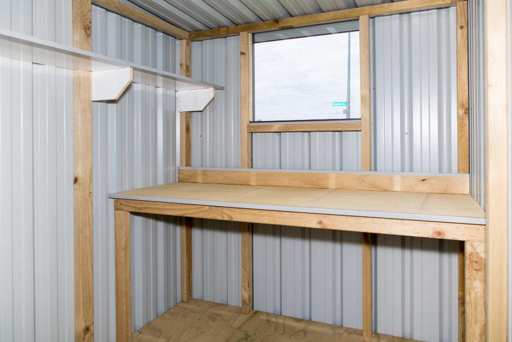 Framed Plywood Workbench