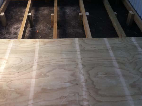 Base & Flooring